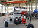 厂家直销高效率大造雪量的全自动型人工造雪机设备