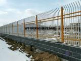 锌钢护栏-铁艺围墙-防攀爬护栏