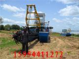 广州港口挖泥船,环保绞吸式清淤设备