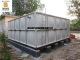 玻璃钢smc水箱加工,SMC水箱加工过程