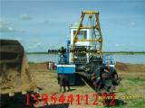 环保浚疏清淤机械,绞吸式挖泥船工作原理