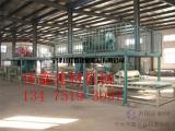 TC免拆保温结构一体板设备佳鑫自主研发的新产品产量高