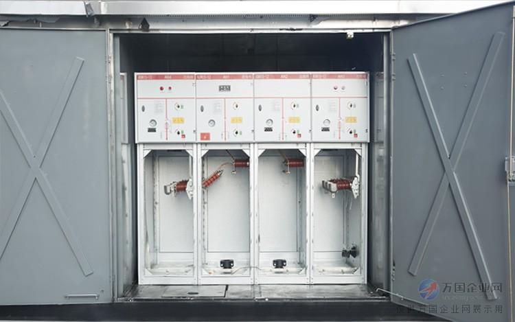 供应 预装式箱变 ybm 箱式变压器 变电站 欧式箱变图片