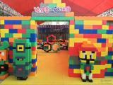 创意积木乐园手工拼装出租乐高积木玩具模型生产租赁