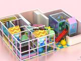 淘气堡室内主题儿童乐园游乐设备批发