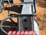 隔离墩钢模具供不应求 隔离墩钢模具来图定制