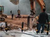朔州岩石二次分解大型劈石机