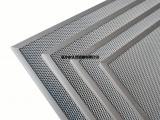 工业光触媒过滤网 铝基光氧板二氧化钛过滤网 除臭除甲醛