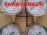 膜盒压力表 YE-100 0-16KPa  M20*1.5
