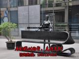 商业步行街不锈钢铁艺交卷座椅雕塑