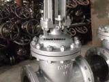 Z41H-16C导热油法兰闸阀,手动法兰闸阀