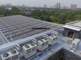 采暖热水新选择——大型太阳能+空气能热力系统