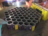 蜂巢迷宫游戏规则设备出租铁质蜂巢迷宫生产厂家租赁
