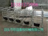 专业生产定位栏厂家定位栏供应商世昌畜牧机械