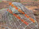 安装边坡防护网