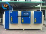 家具厂喷漆车间光氧废气处理设备可以持续灭菌除尘