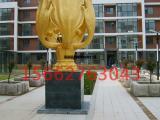 音乐会所酒店玻璃钢雕塑 济南富源雕塑