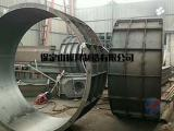 马蹄型检查井钢模具 管道检查井钢模具品牌