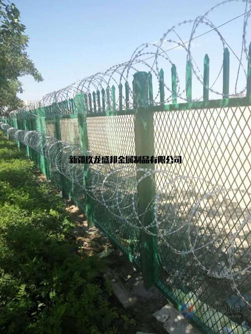 新疆浸塑围栏厂