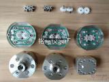 喷油嘴流量传感器 点胶机 双螺杆机微小液体椭圆齿轮流量计