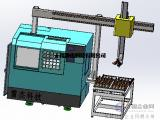 轻型标准桁架机械手(15公斤)