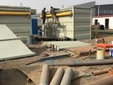 煤磨收尘车间64袋脉冲布袋除尘器厂家增设防燃防爆措施