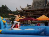 水上运动暑假活动之充气水上乐园出租