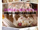 供应各类陶瓷欧式礼品休闲个性咖啡具欧美风格咖啡具
