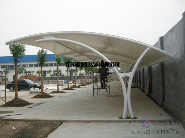 江苏棚发膜结构钢结构
