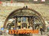 重庆吉林25号工字钢弯拱机隧道支护H型钢弯拱成型机