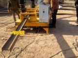 山西吕梁60×60方管弯拱机煤矿支护U型钢弯拱机