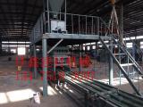 LS外墙保温免拆模板是新型LS外墙复合保温板生产线生产的产品