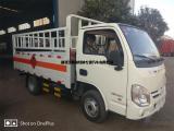 小型3米气瓶运输车蓝牌1.5吨危险品气瓶运输车价格