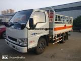 江铃4米2液化气瓶运输车1.5吨压缩天然气瓶运输车价格