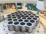 高智商蜂巢迷宫游戏设备出租蜂窝迷宫110平租赁