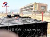 抗浮式地埋式箱泵一体化吾悦广场项目顺利交付使用
