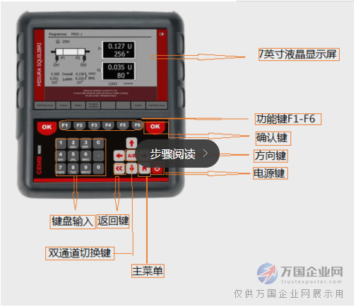 GLFore动平衡仪-1