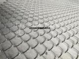 优质镀锌勾花网厂家热镀锌勾化网价格镀锌包塑勾花网