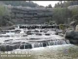 假山 假山瀑布造景 辛集市澳森温泉酒店景观工程