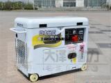 6千瓦静音柴油发电机自动调节