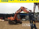 挖掘机鹰嘴剪拆除化工厂的应用