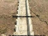 混凝土拱形截水骨架钢模具全新设计