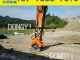 挖掘机平板夯的施工优势