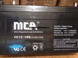 MCA蓄电池12V100AH锐牌电池FC12-100/参数