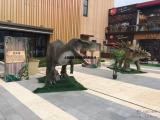 仿真侏罗纪恐龙展出租全新研发动态恐龙模型租赁