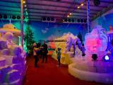 创意冰雕主题电影人物雕刻出租冰雪风景活动策划租赁