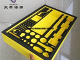 仪器设备展示箱EVA包装内衬