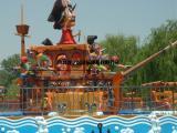 大型广场游乐设备可定制加勒比海盗船