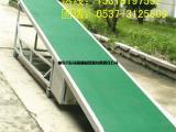 PVC带不锈钢主架输送机  食品输送机非标定制