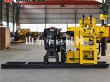 水井钻机130型地质勘探钻机 液压工程水井钻机 施工方便